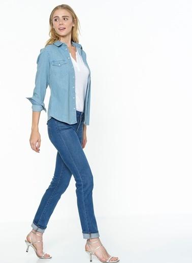 Levi's® Jean Pantolon   714 - Straight İndigo